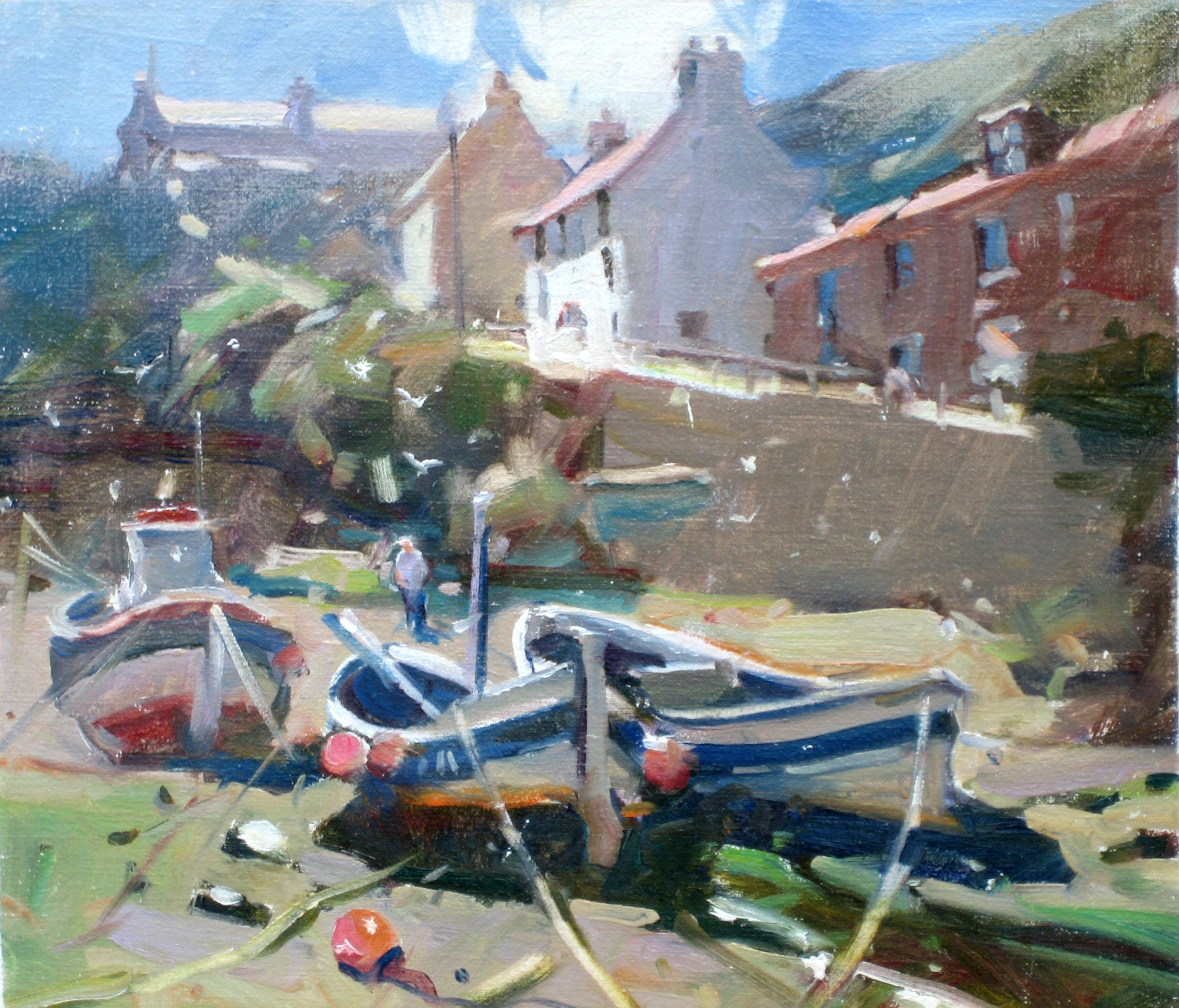 Staithes UK