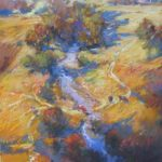 The Crossing. pastel. $4185